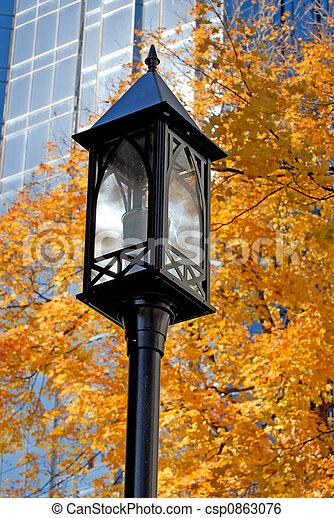 Street Lamp - csp0863076