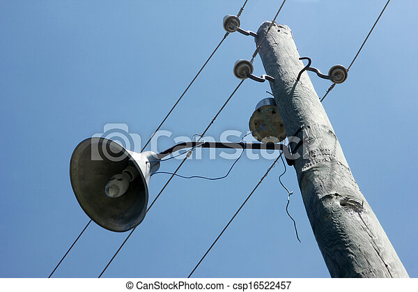 Street lamp - csp16522457