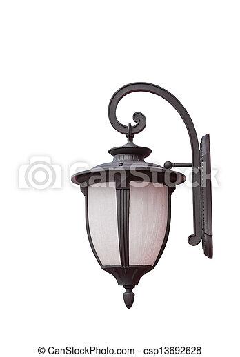 Street Lamp - csp13692628