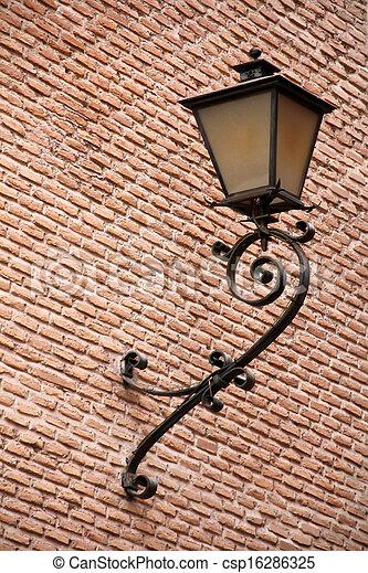 Street lamp - csp16286325