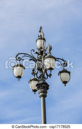 Street lamp - csp17178525