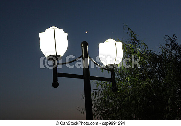 Street lamp - csp9991294