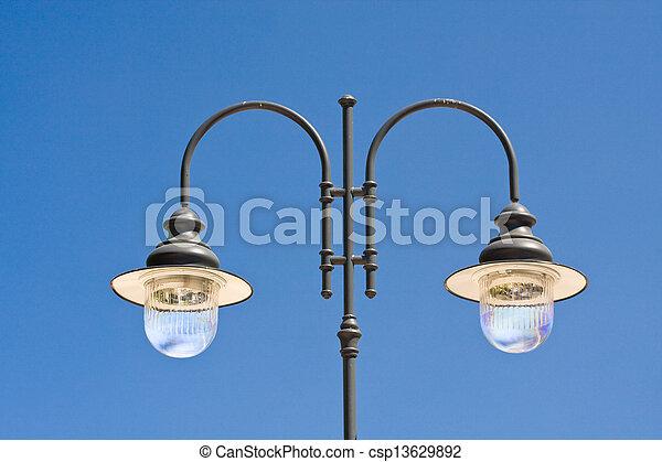 Street lamp - csp13629892