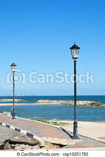 Street lantern - csp10251783