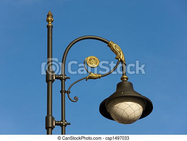 street lantern - csp1497033