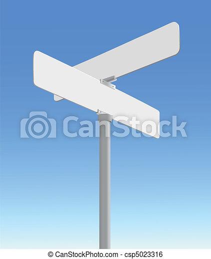 Street Sign - csp5023316