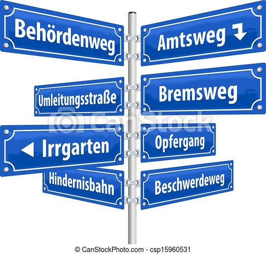 Street Signs Administrative Procedure - csp15960531