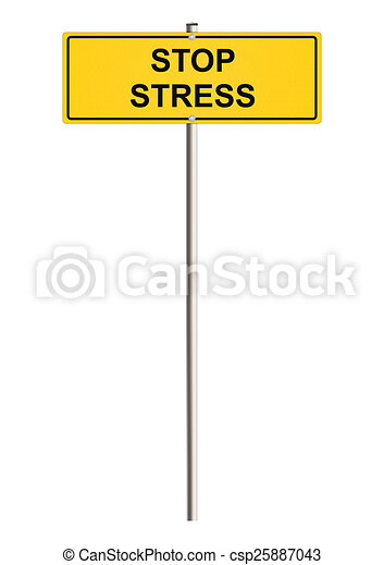 Estrés. - csp25887043