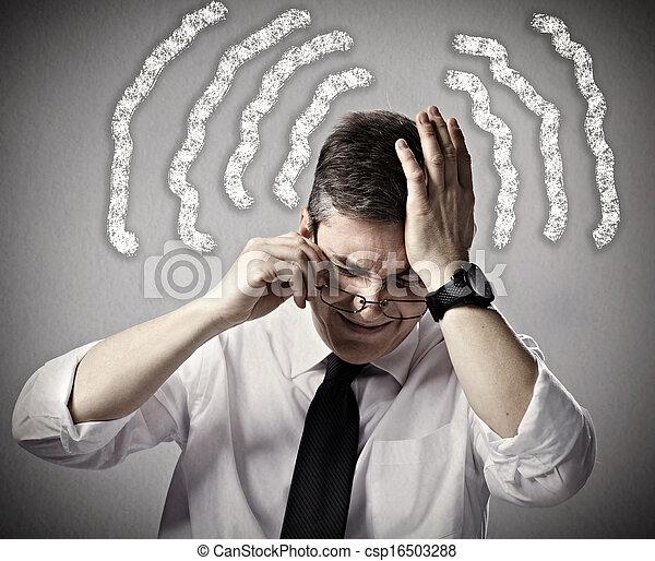Stress - csp16503288