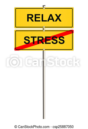 Estrés. - csp25887050