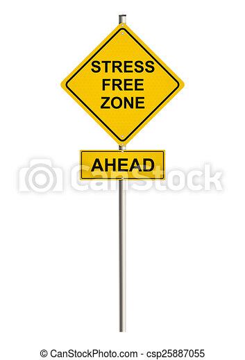 Estrés. - csp25887055