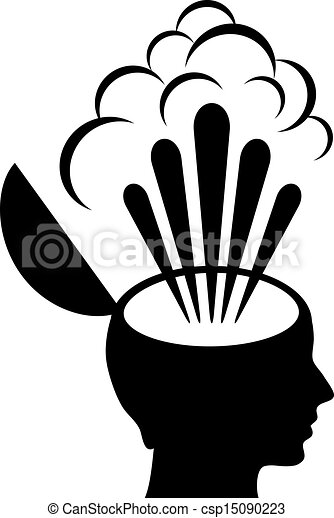 stress vector sign isolated on white vector illustration search rh canstockphoto ca stressed clip art powerpoints stress clip art free