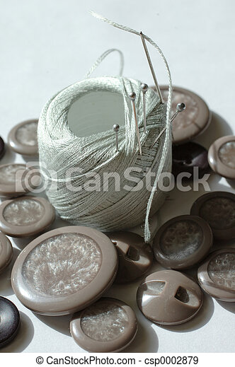 string and buttons - csp0002879