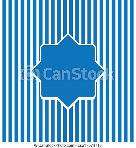 Striped background - csp17574715