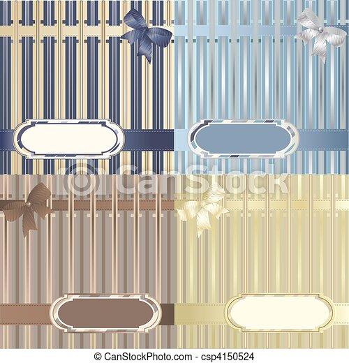 Striped set 1 - csp4150524