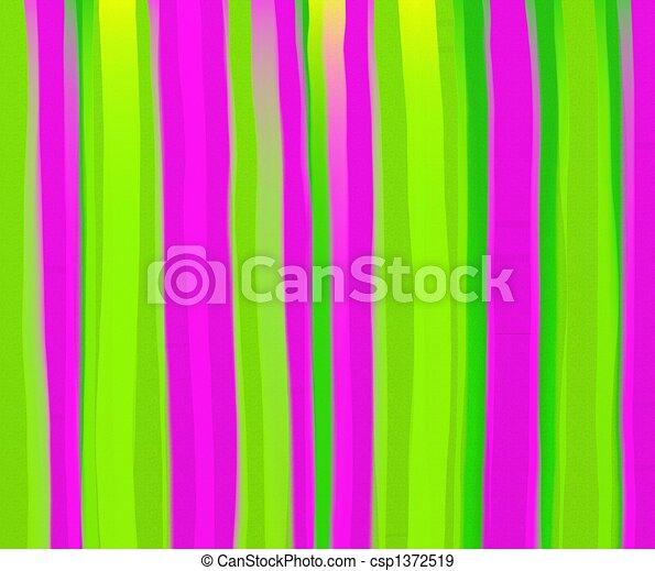 stripes, akvarell - csp1372519