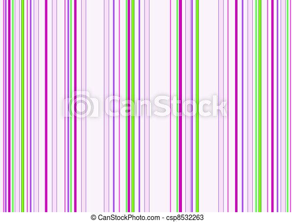Stripes Pattern - Wallpaper - 1 - csp8532263