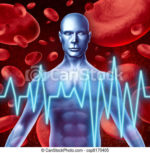 Stroke and heart attack warning signs - csp8170405