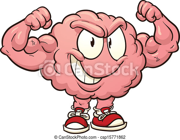 Strong brain - csp15771862