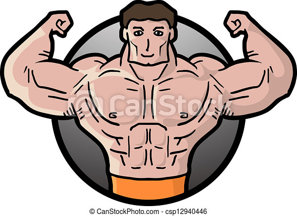 creative design of strong man eps vector search clip art rh canstockphoto ie strong man clipart black and white strong man clipart images