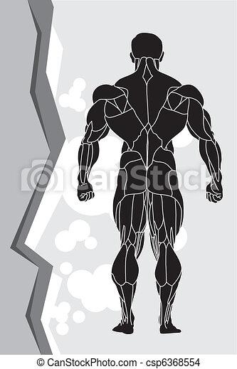 strong man - csp6368554