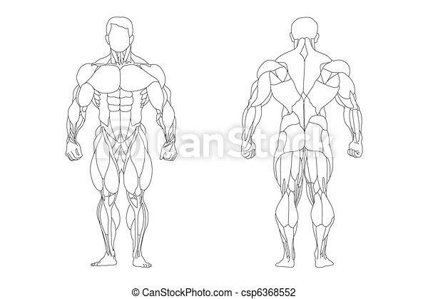 strong man - csp6368552