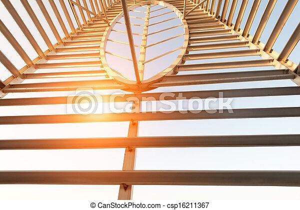 Structural steel framework - csp16211367