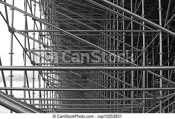 Structural steel framework - csp10253831