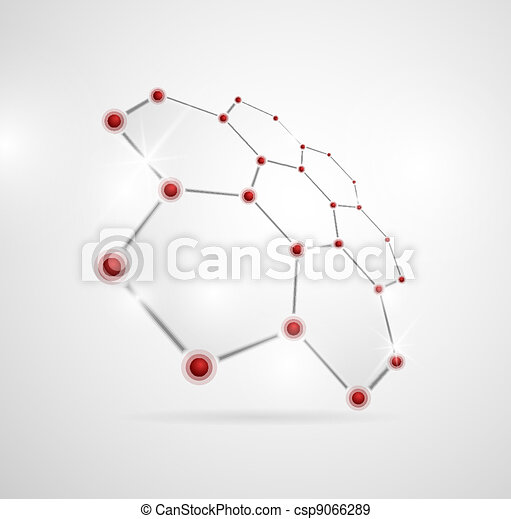 structure moléculaire - csp9066289