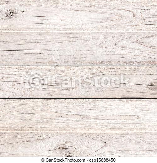 struttura, fondo, legno, marrone, asse, bianco - csp15688450