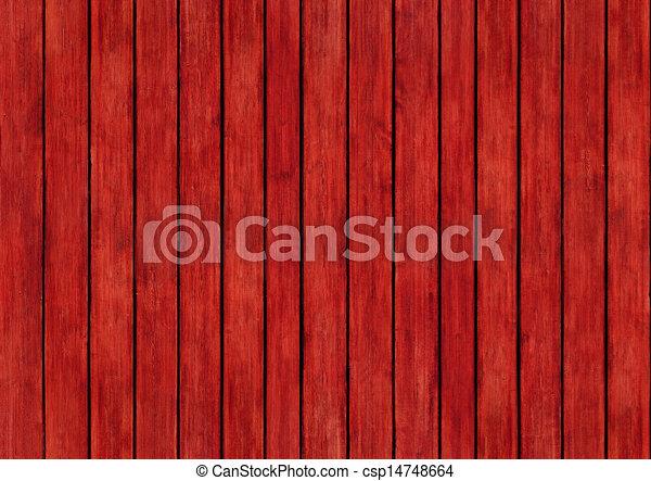 struttura, legno, disegno, fondo, pannelli, rosso - csp14748664