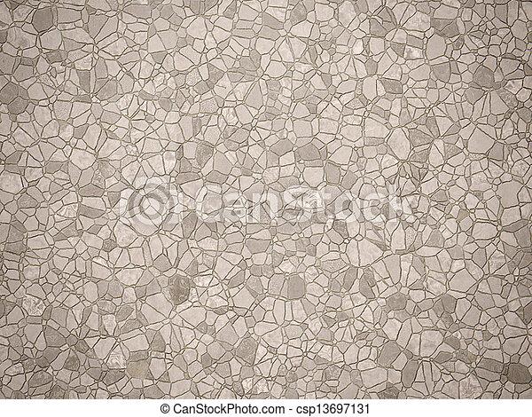 struttura pietra - csp13697131