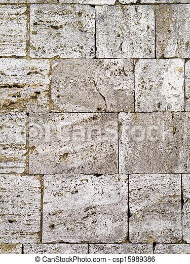 struttura pietra - csp15989386