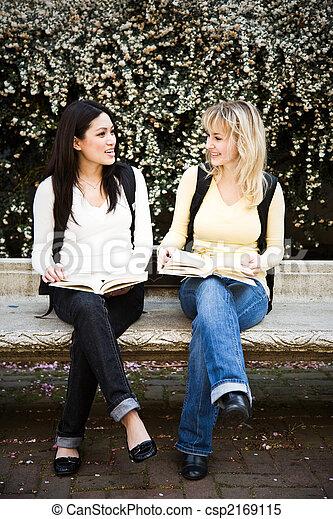 studenci, kolegium - csp2169115