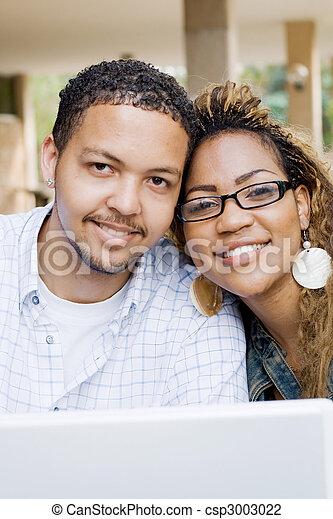 student couple - csp3003022