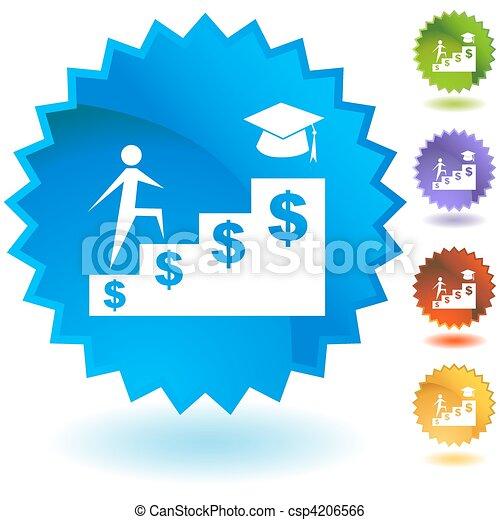 Student Financial Aid - csp4206566