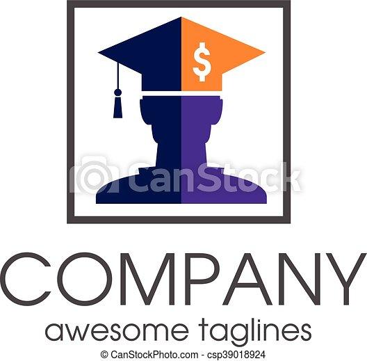 Student loan financial - csp39018924
