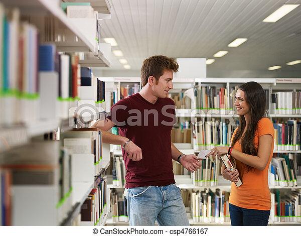 Flirten studenten