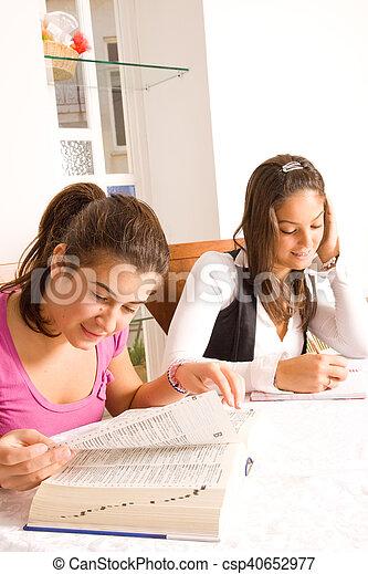students - csp40652977