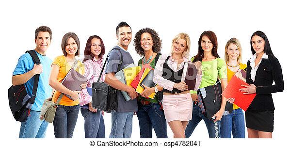 Students - csp4782041