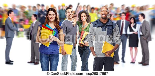 Students. - csp26017967