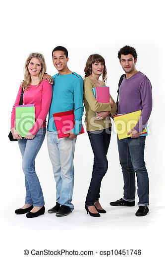 Students - csp10451746