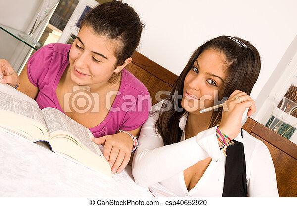 students - csp40652920
