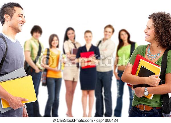 Students - csp4808424