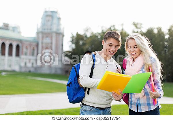 Students - csp35317794
