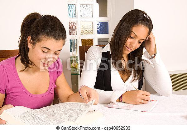 students - csp40652933