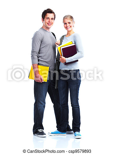 Students. - csp9579893