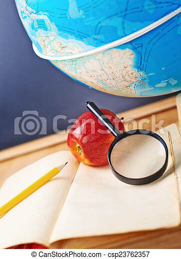 studerend , samenstelling, aardrijkskunde - csp23762357