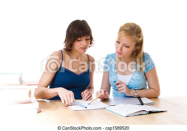 Studieren - csp1589520