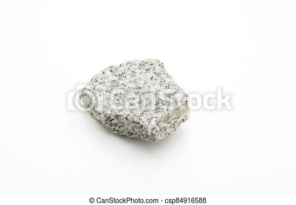 studio photo of gneiss - csp84916588
